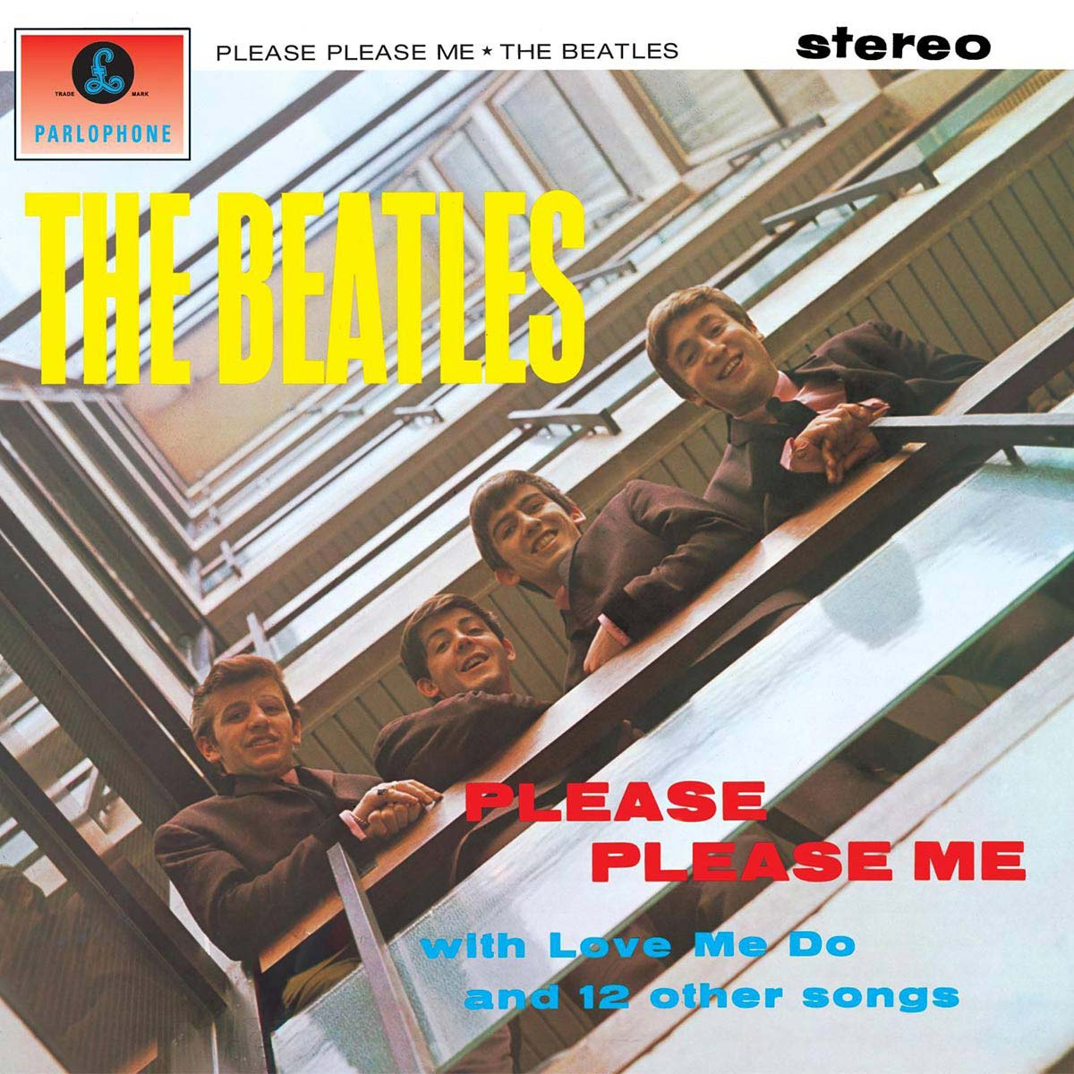 CD The Beatles Please Please Me