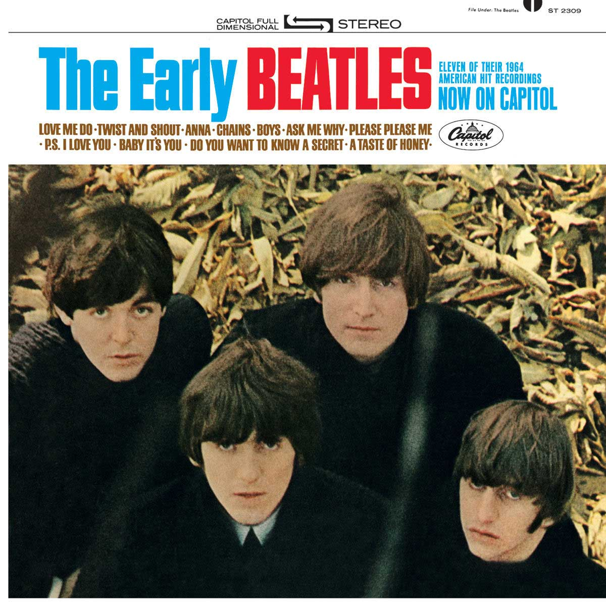 CD The Beatles The Early Beatles