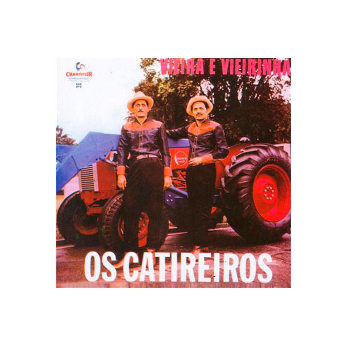 CD Vieira & Vieirinha Os Catireiros