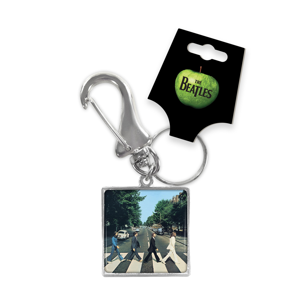 Chaveiro de Metal The Beatles Abbey Road