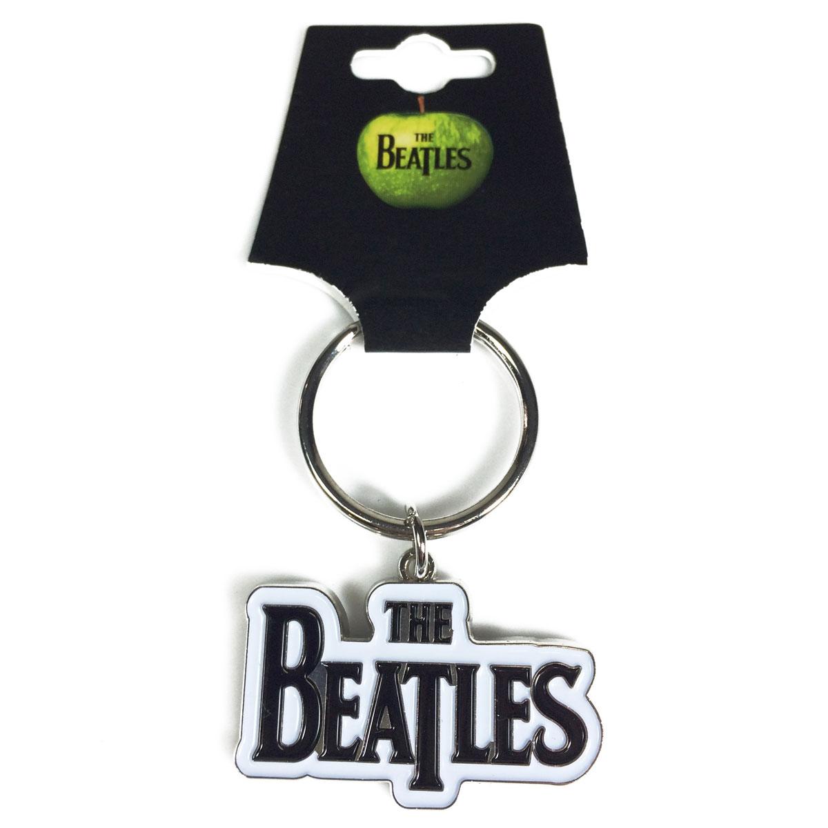 Chaveiro de Metal The Beatles Classic Logo