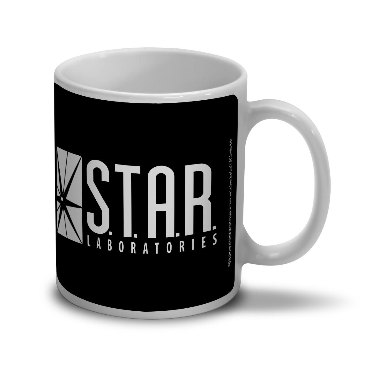 Combo Feminino The Flash Star Laboratories