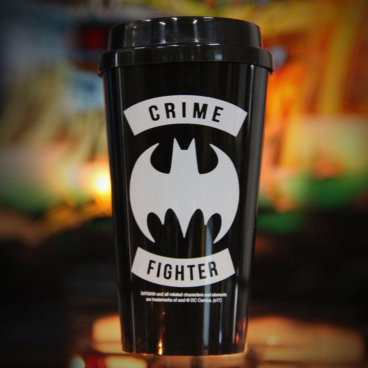 Copo Bucks DC Batman Crime Fighter