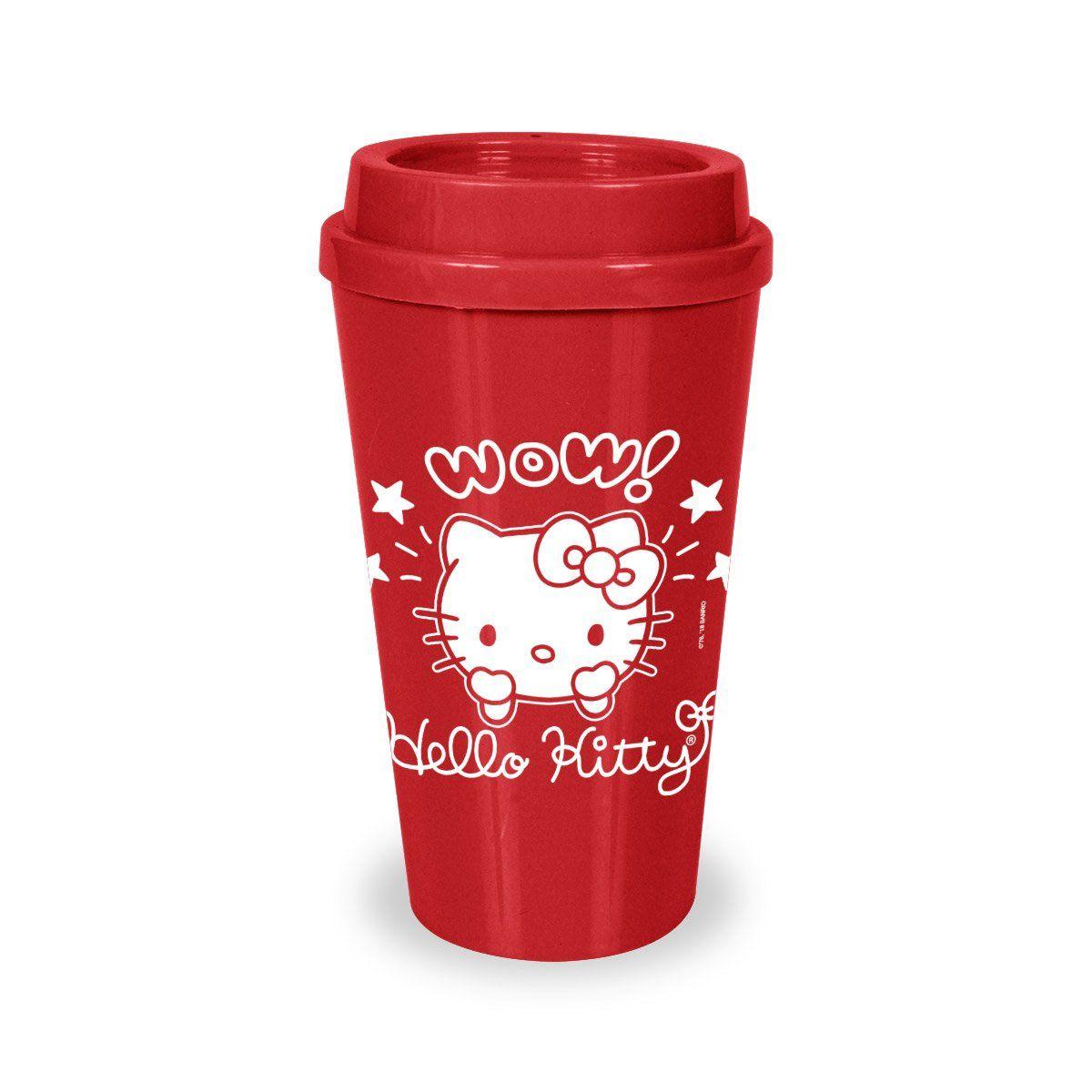 Copo Bucks Hello Kitty WOW
