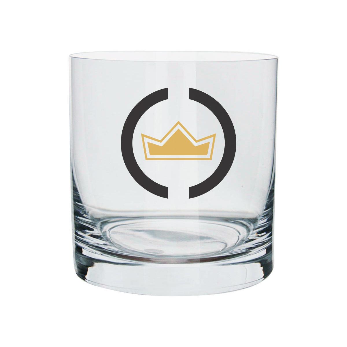 Copo Para Whisky Thiaguinho Logo