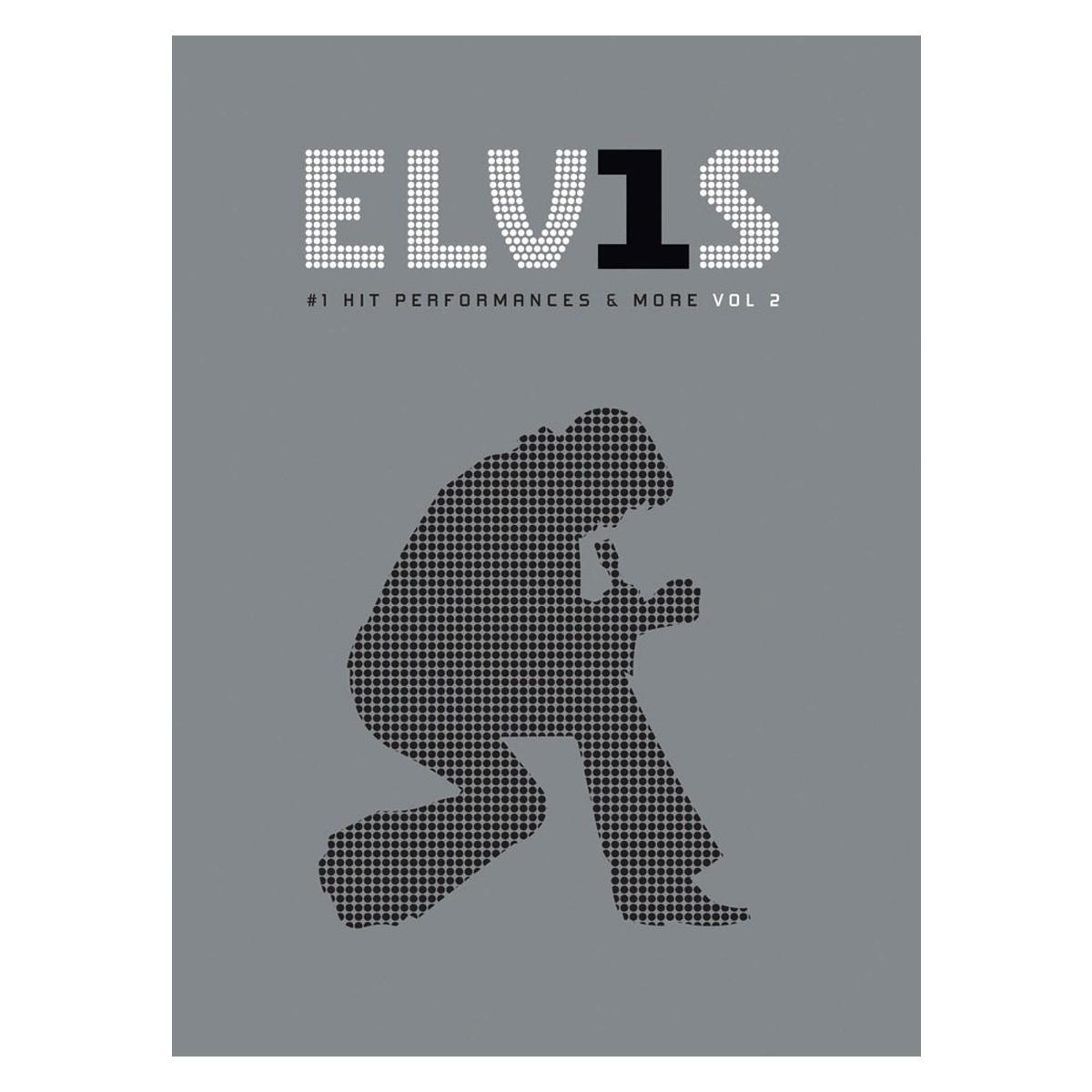 DVD Elvis - #1 Hit Performances And More Vol 2