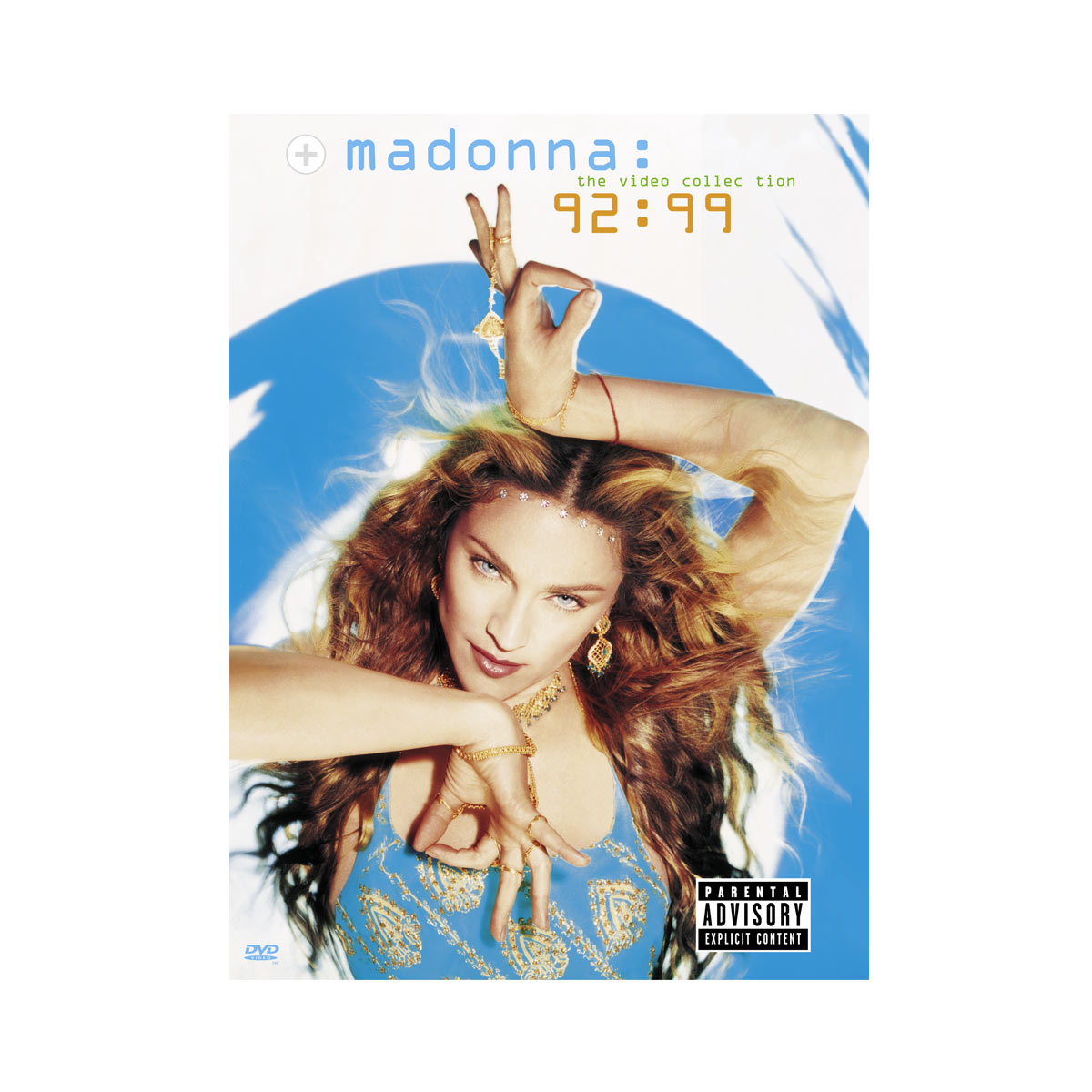 DVD Madonna The Video Collection 93:99