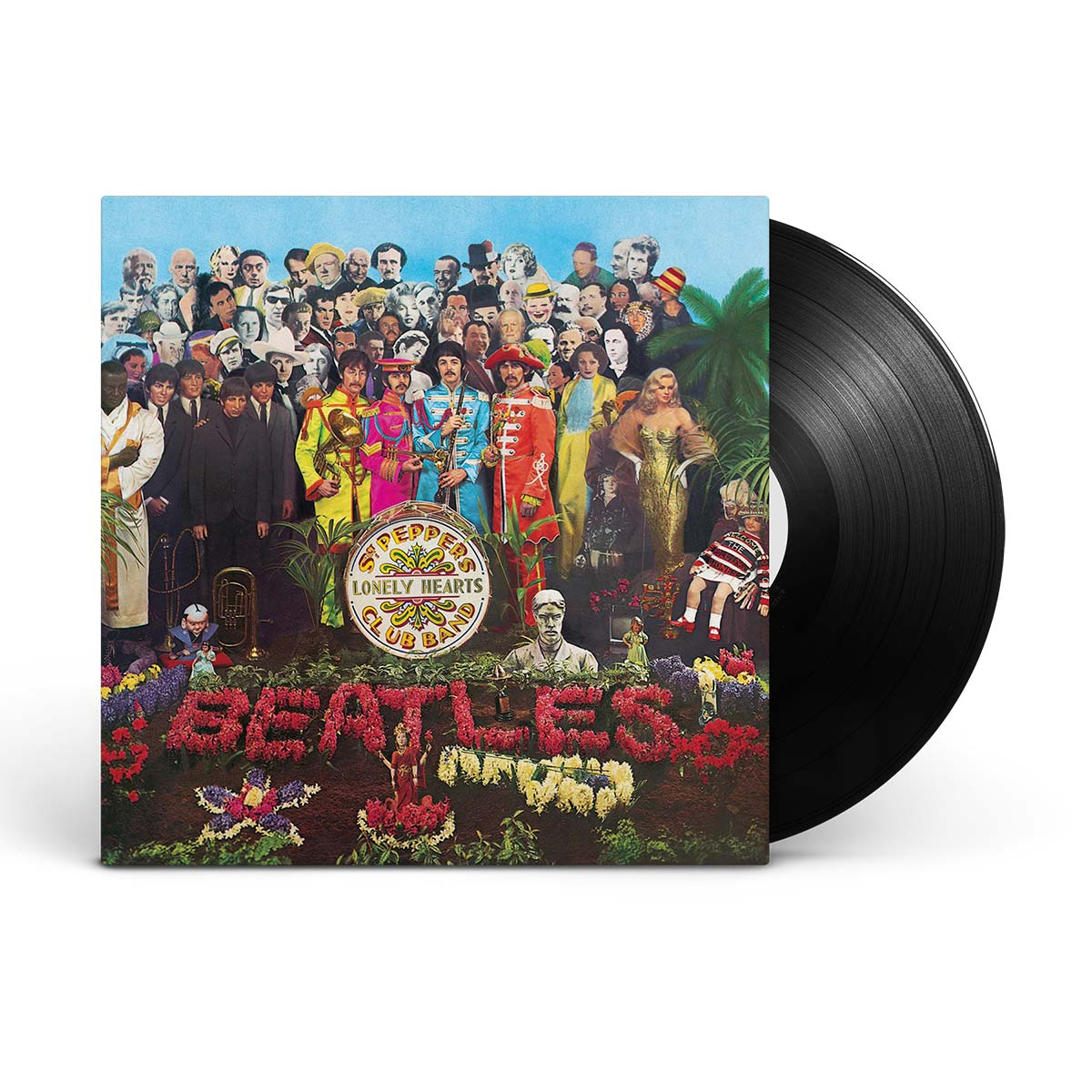 LP IMPORTADO The Beatles Sgt. Pepper's Lonely Hearts Club Band