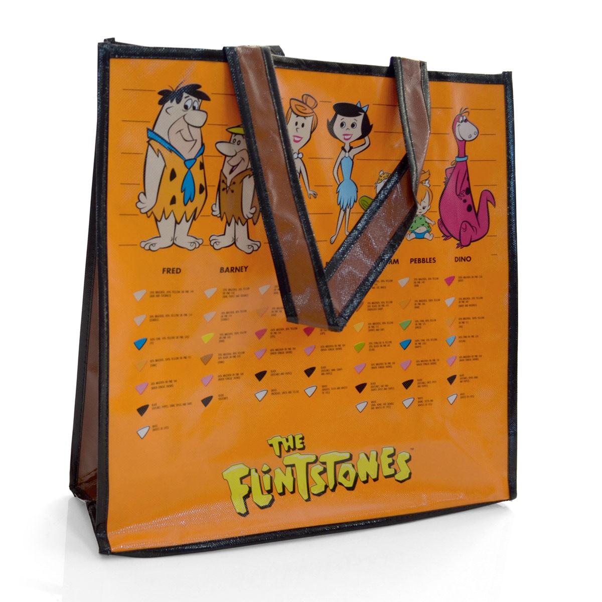 Ecobag HB Os Flintstones Colors