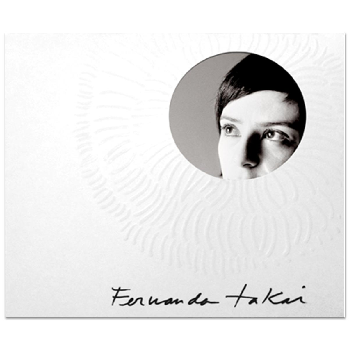 Fernanda Takai - LP Onde Brilhem Os Olhos Seus