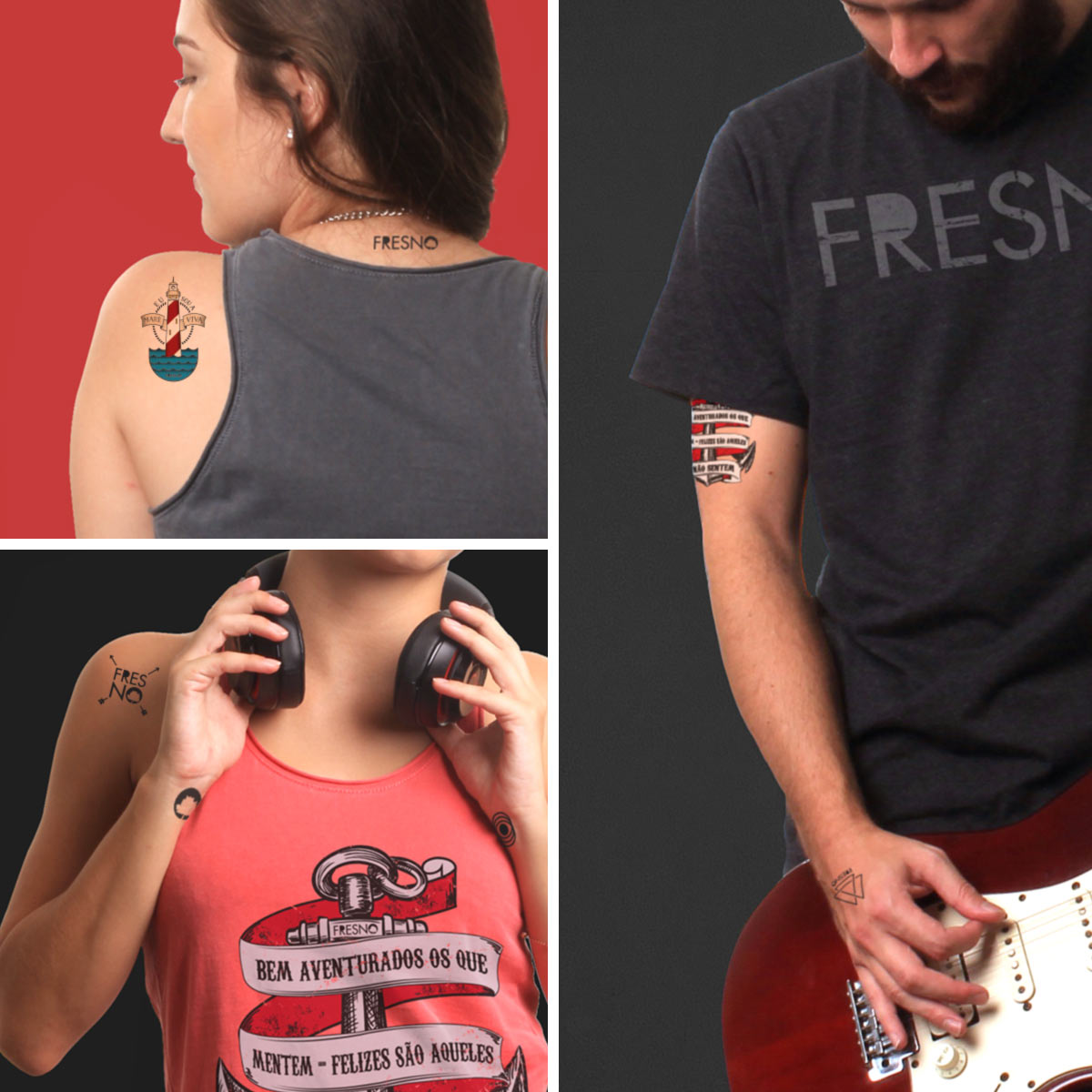 Tatuagem Fresno