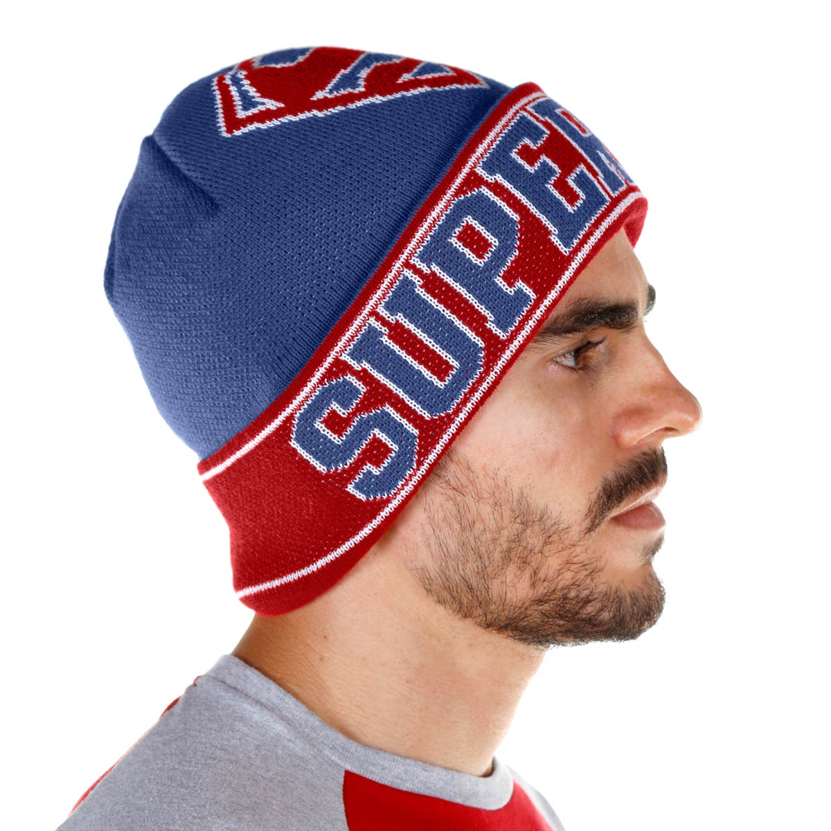 Gorro Superman Logo