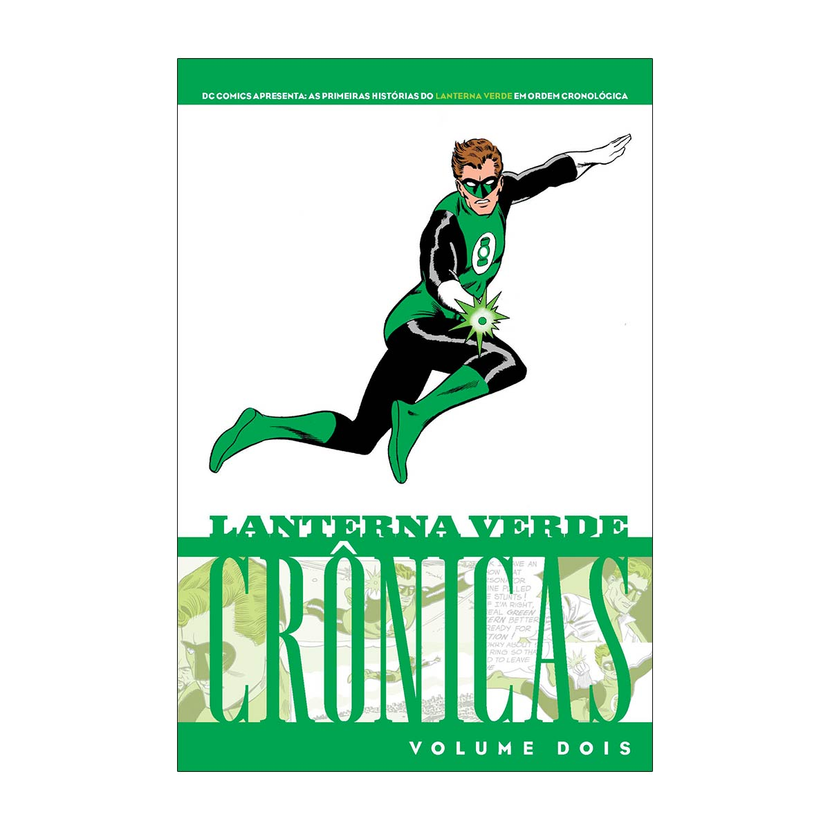 Graphic Novel Lanterna Verde Crônicas Vol. 2