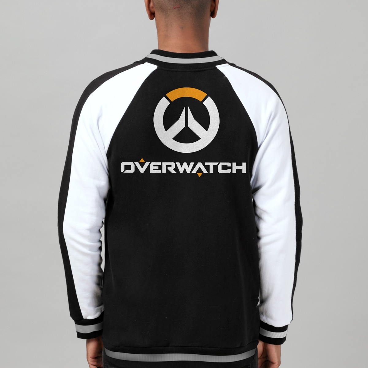 Jaqueta Bomber Overwatch Logo