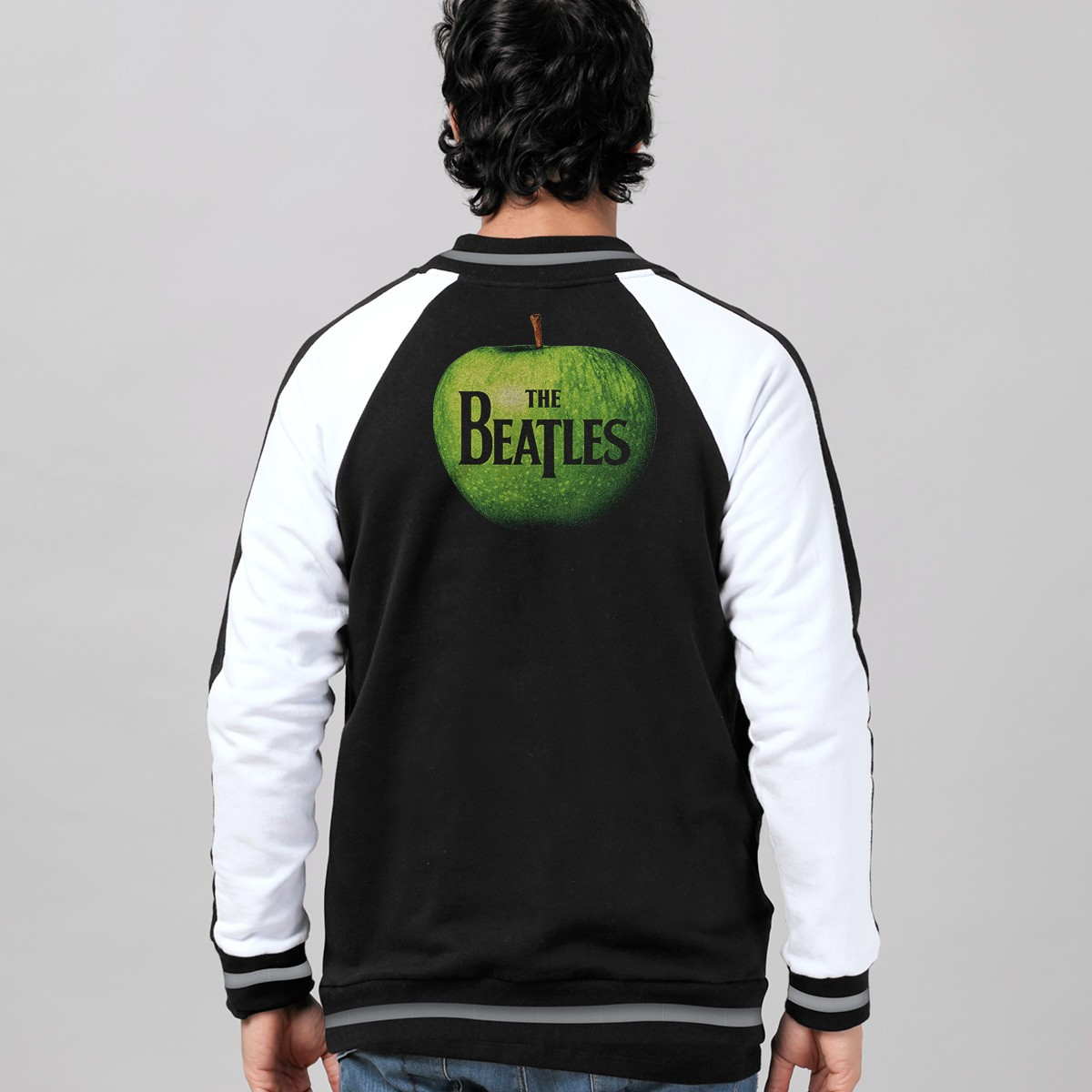 Jaqueta Bomber The Beatles Apple Records