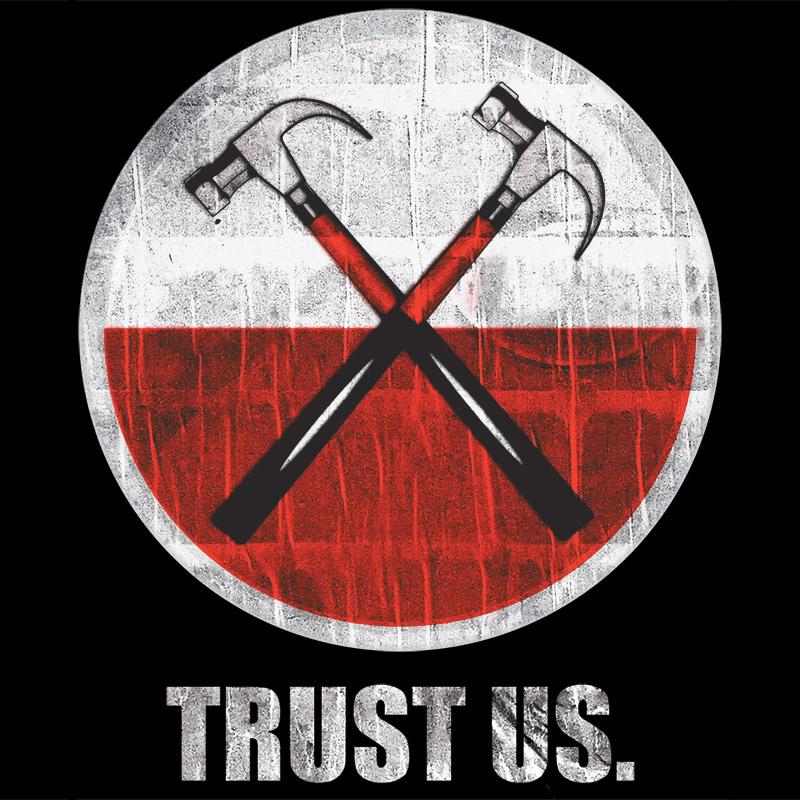 Jaqueta Roger Waters Trust Us