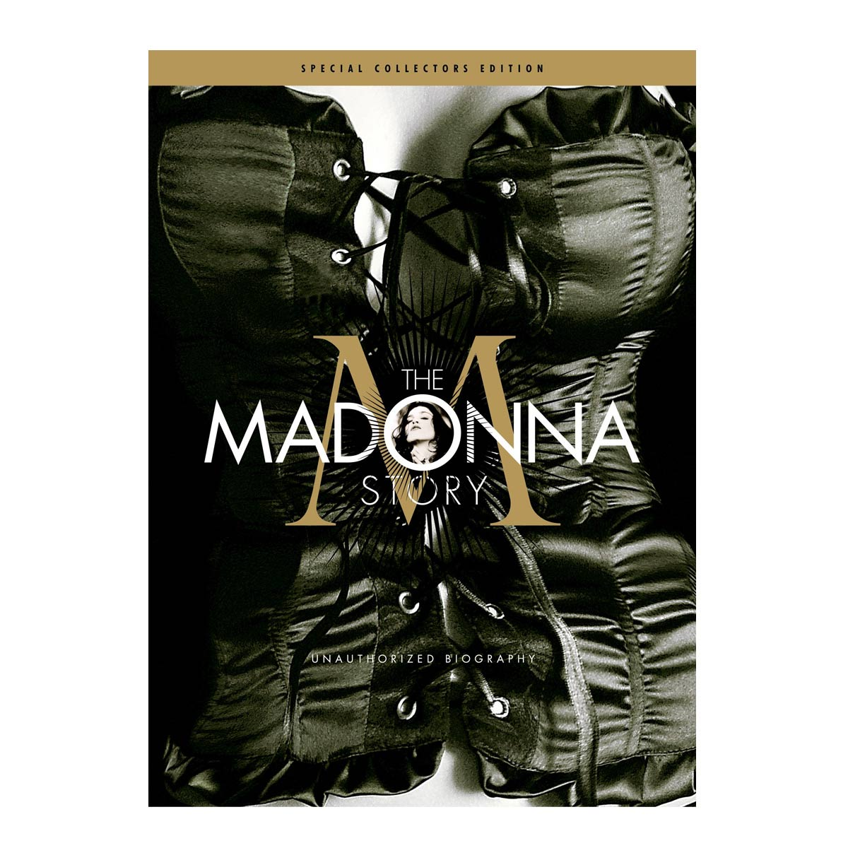 Kit CD + DVD The Madonna Story