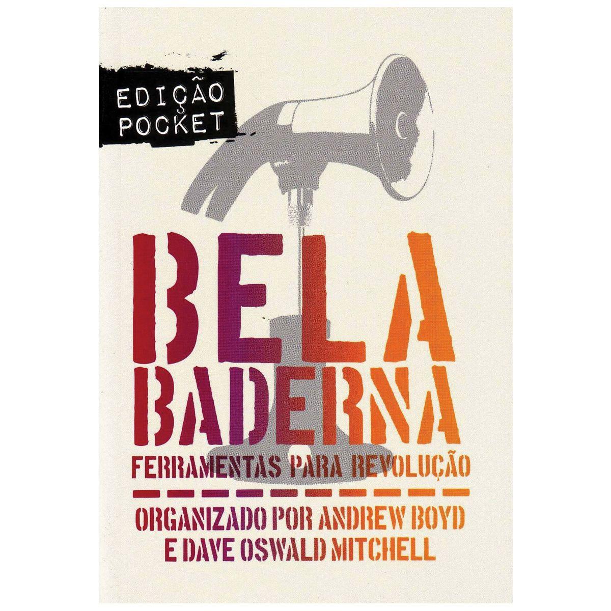 Livro Bela Baderna