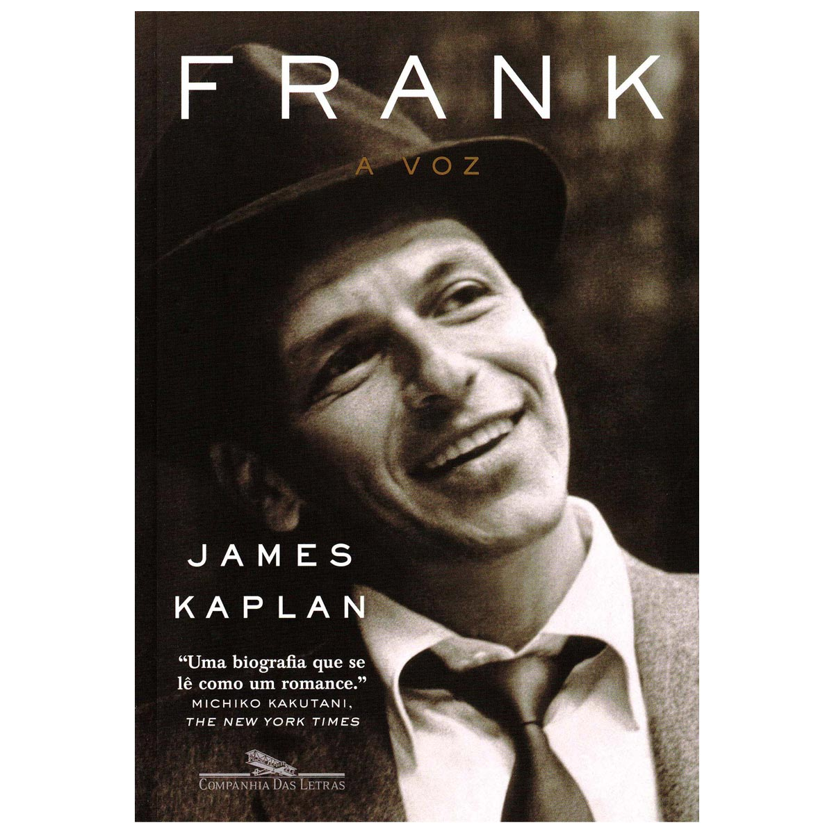Livro Frank A Voz