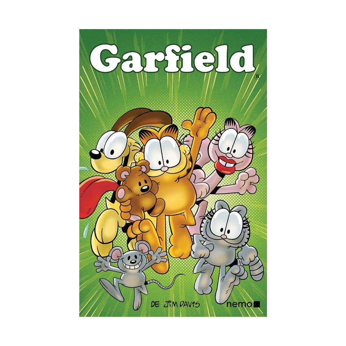 HQ Garfield Vol.1