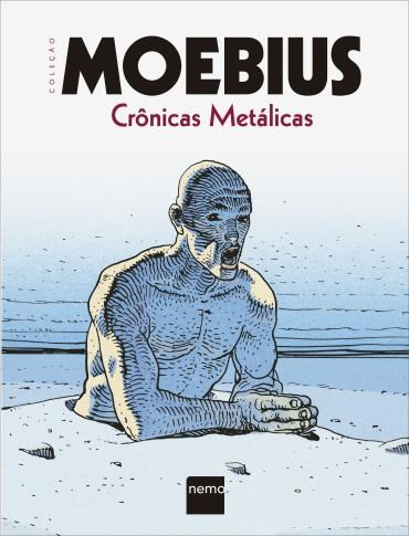 Graphic Novel Moebius - Cronicas Metálicas
