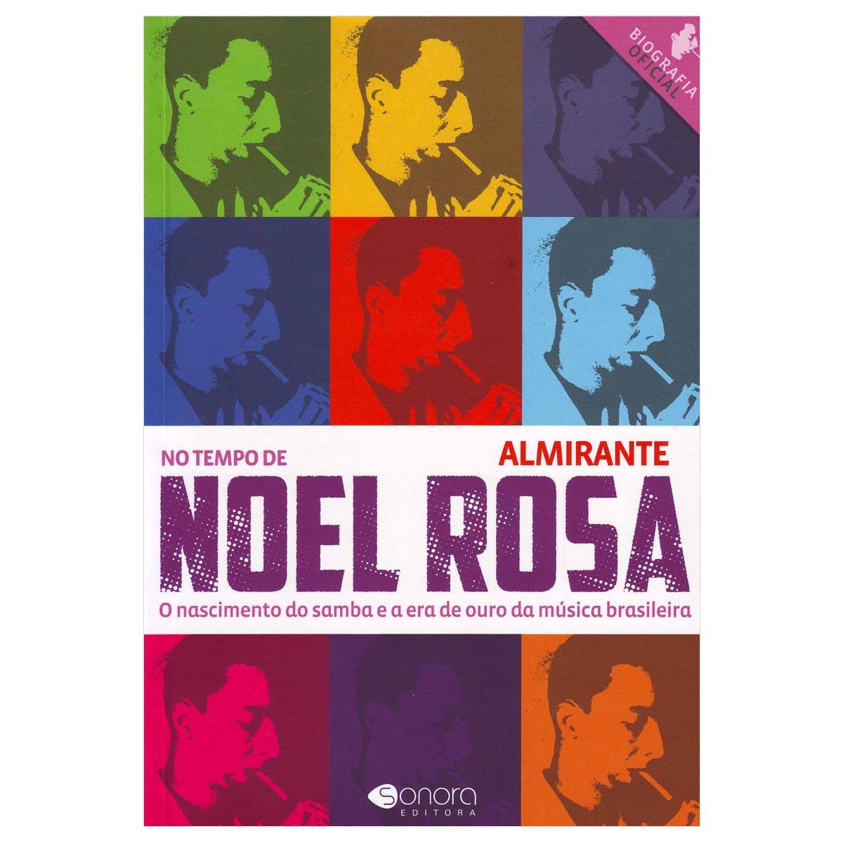 Livro No Tempo de Noel Rosa
