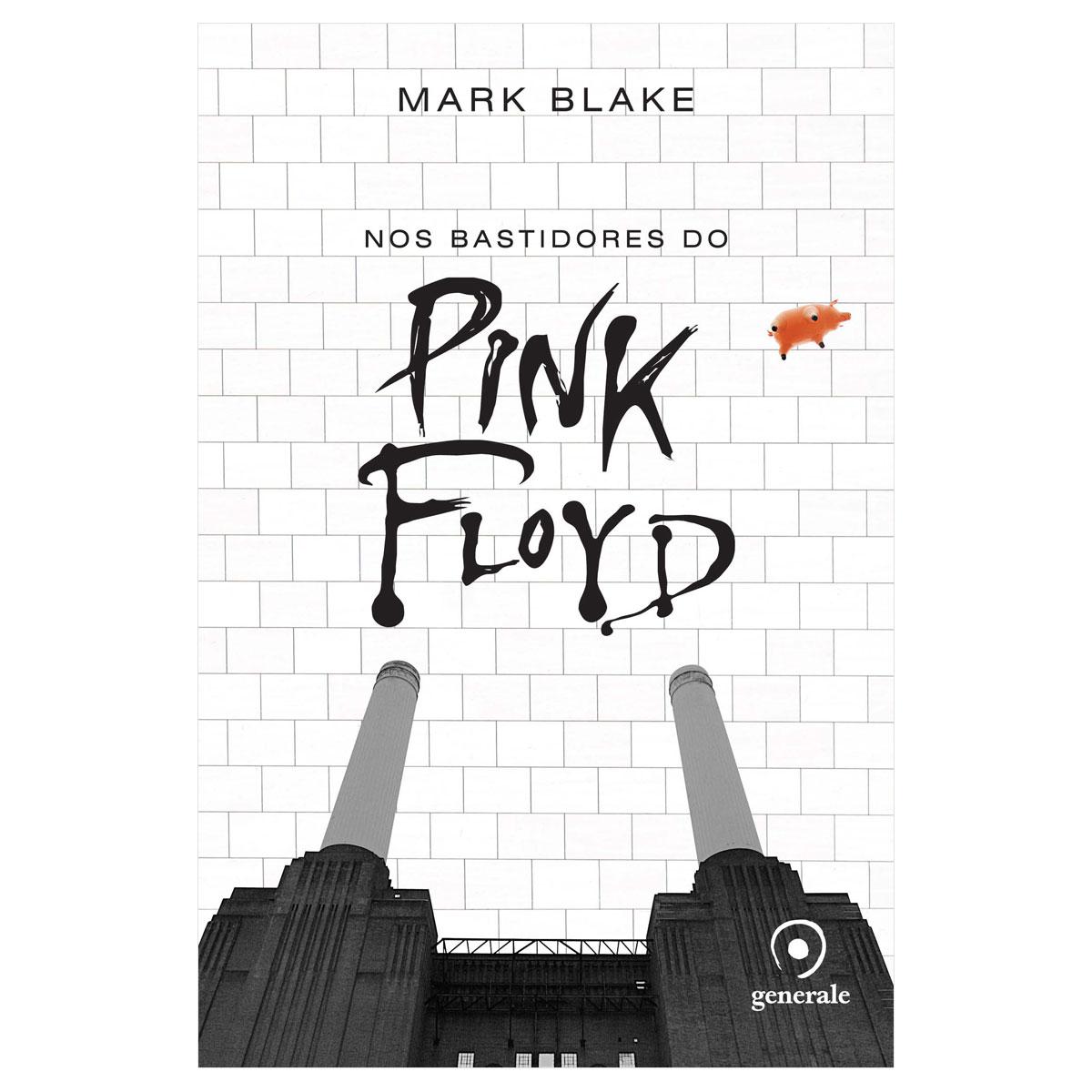 Livro Nos Bastidores do Pink Floyd