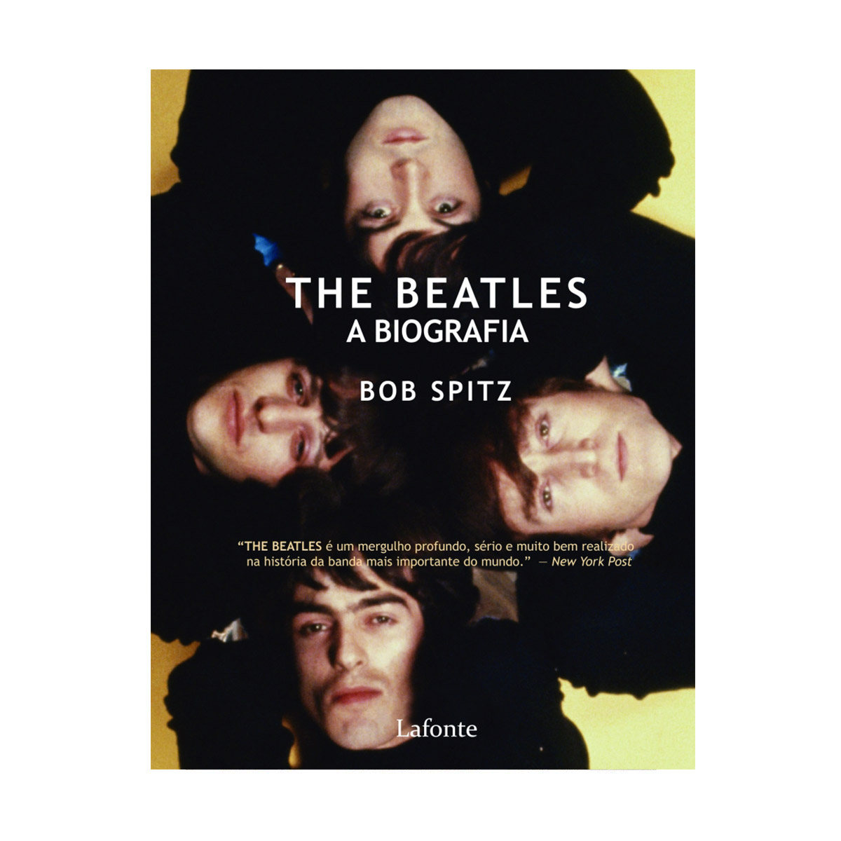 Livro The Beatles A Biografia