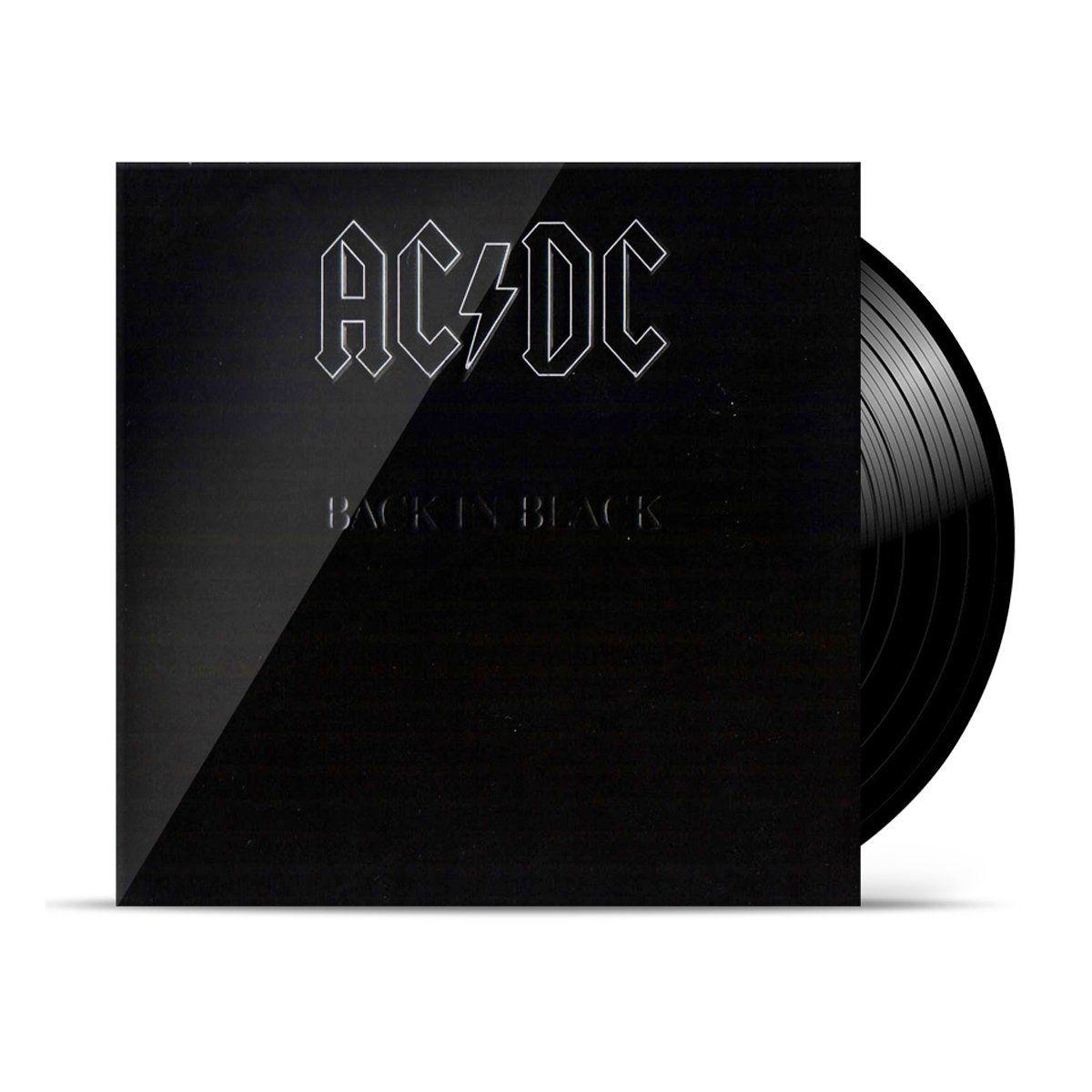 LP AC/DC Back in Black