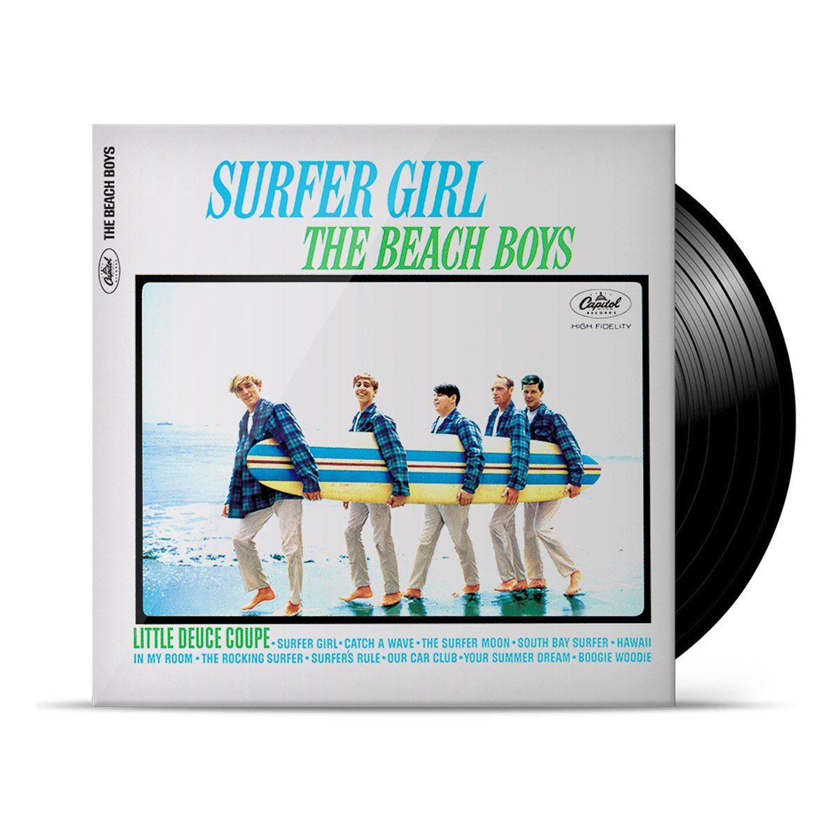 LP Beach Boys Surfer Girl Mono e Stereo