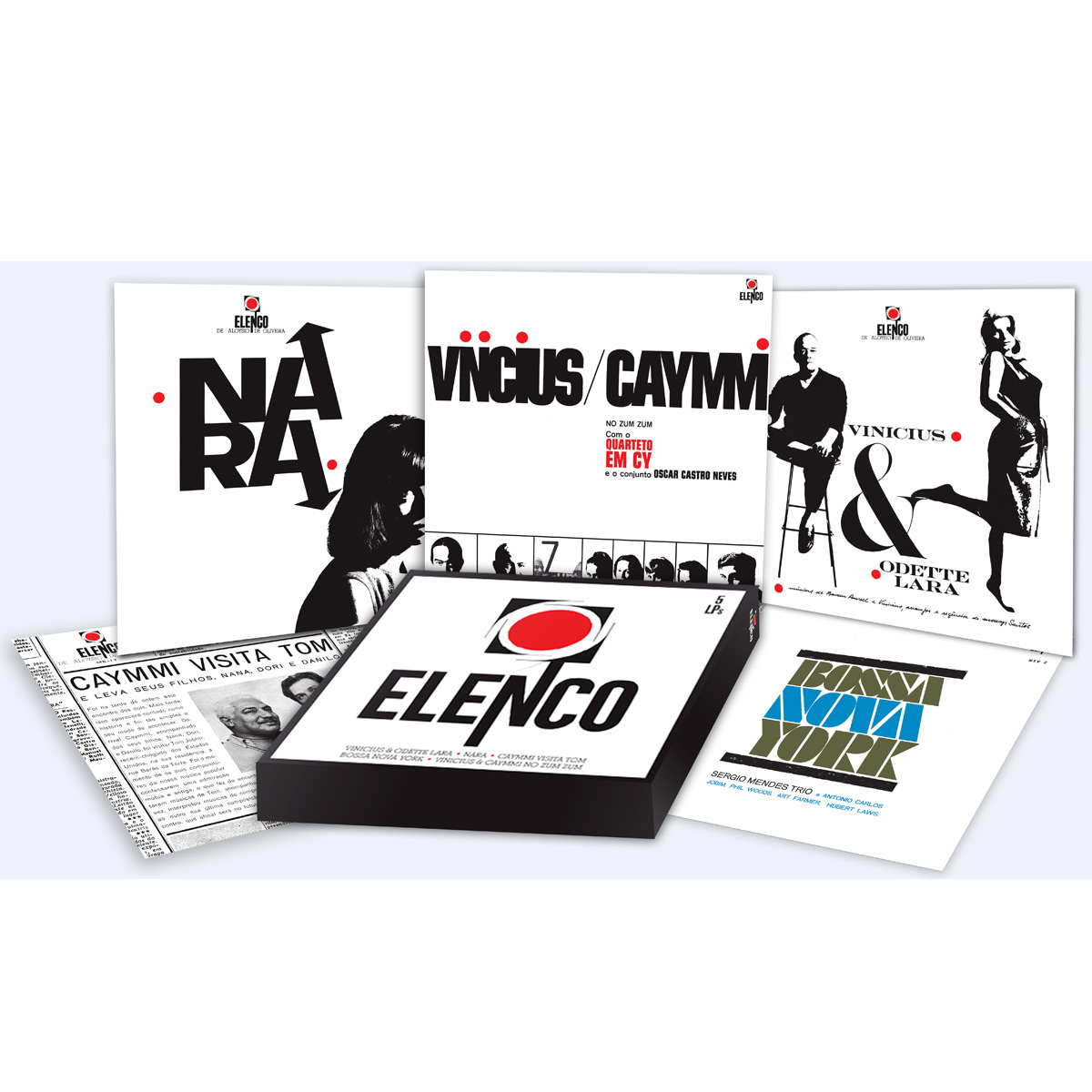 LP Box Deluxe Elenco