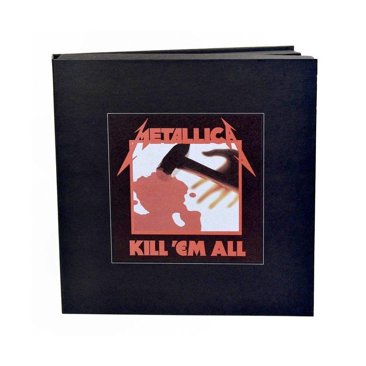 LP Box Set Metallica Kill´em All
