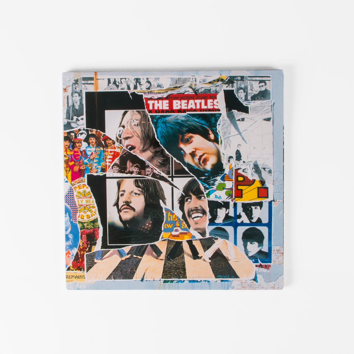 LP Box The Beatles Anthology 3