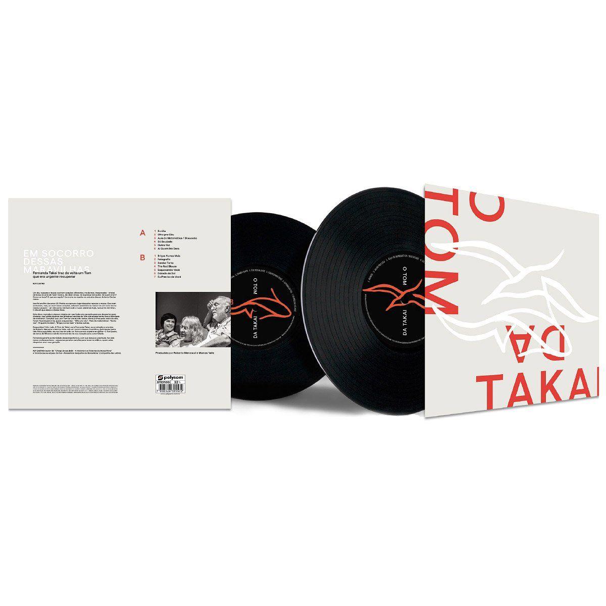 LP Fernanda Takai O Tom da Takai