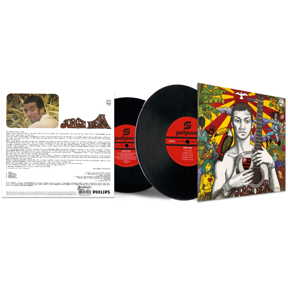 LP Jorge Ben 1969