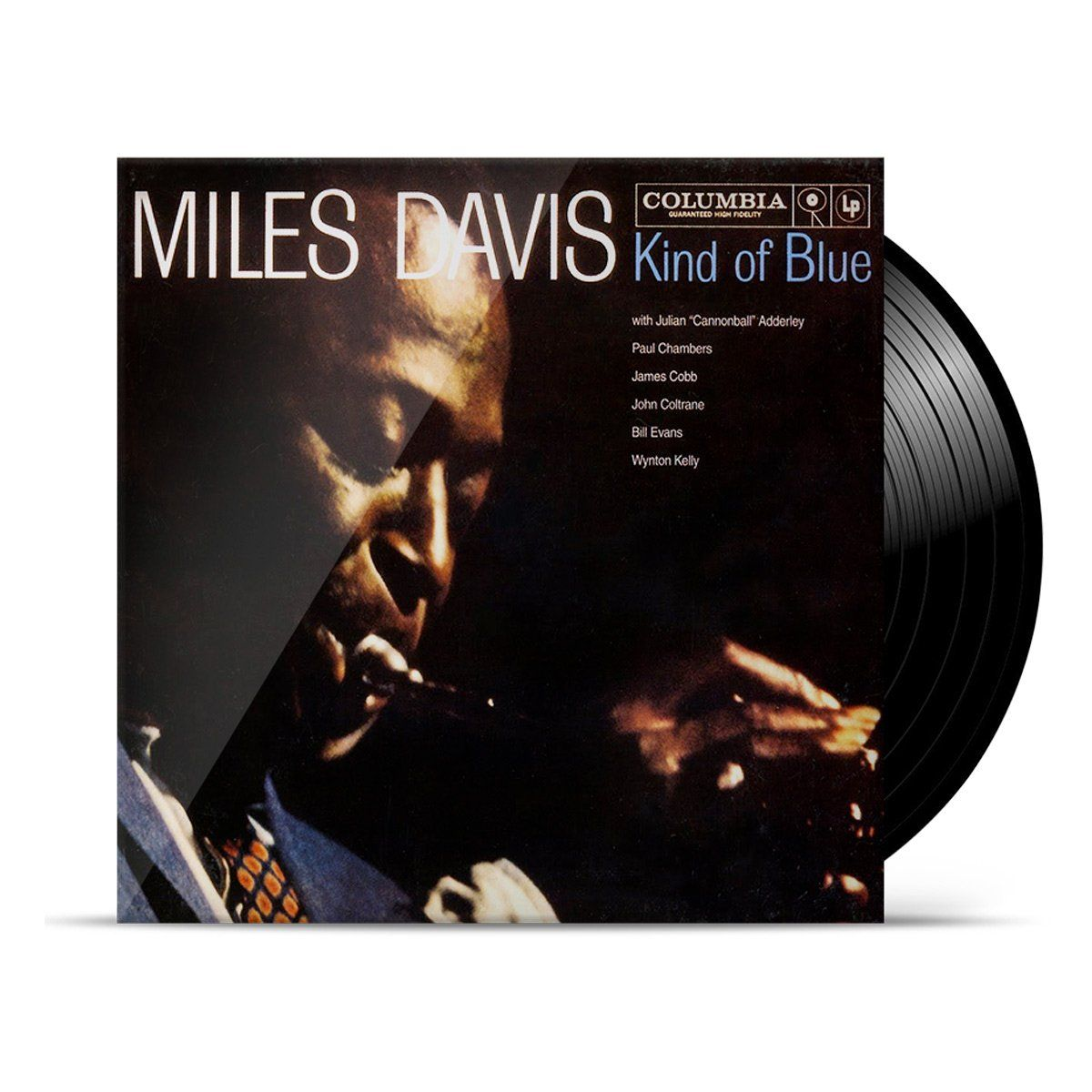 LP Miles Davis Kind of Blue