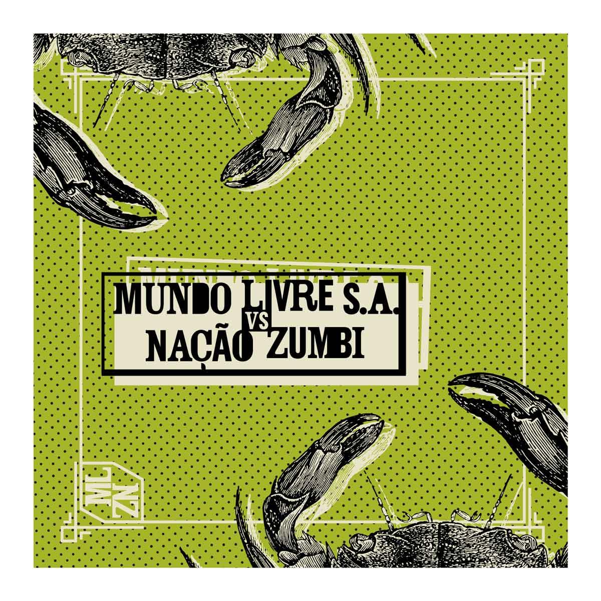LP Mundo Livre x Nação Zumbi