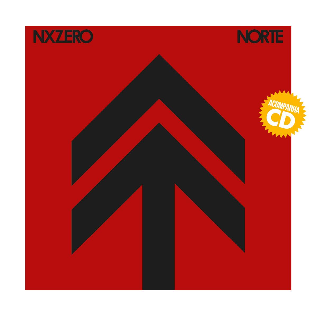 Vinil LP NXZero Norte