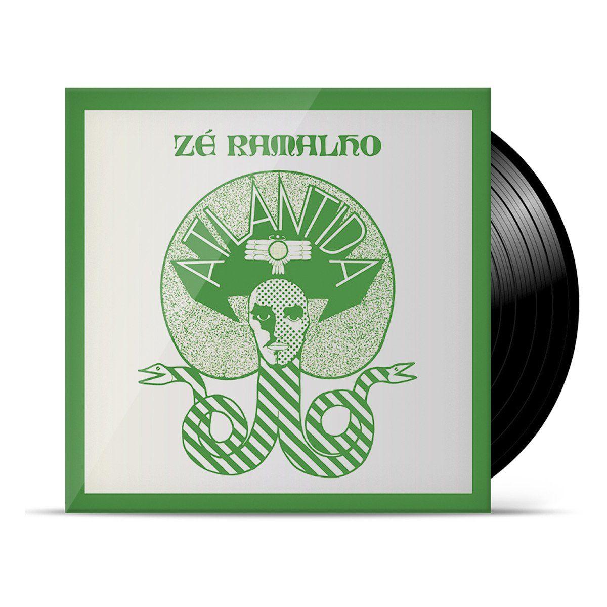LP Zé Ramalho Atlântida