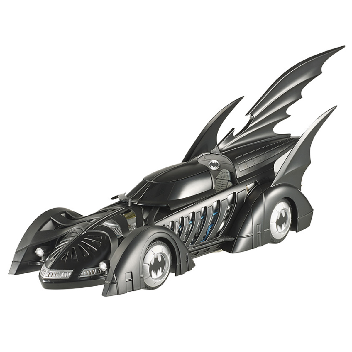 Miniatura Batman Forever Batmóvel Hot Wheels 1:18