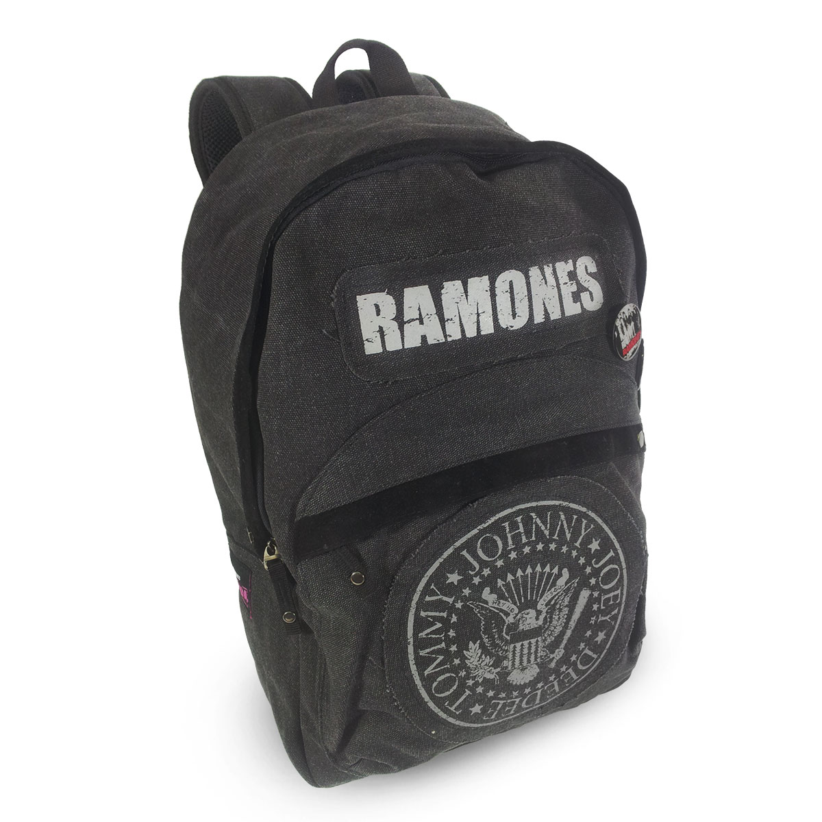 Mochila Grande Ramones Don´t Wanna Grow Up
