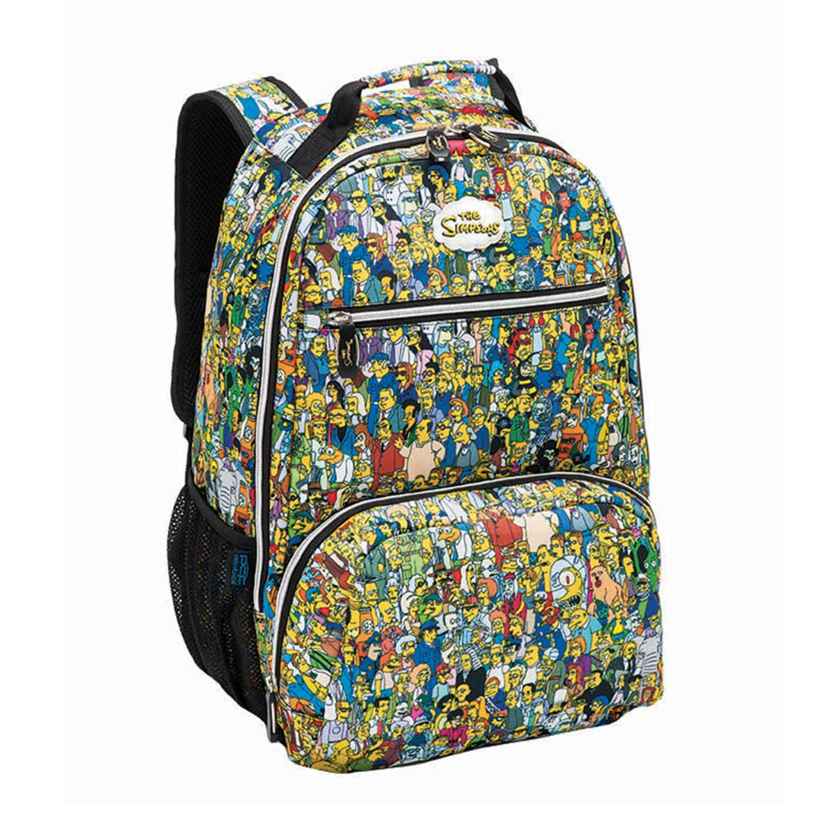 Mochila The Simpsons Springfield 740051