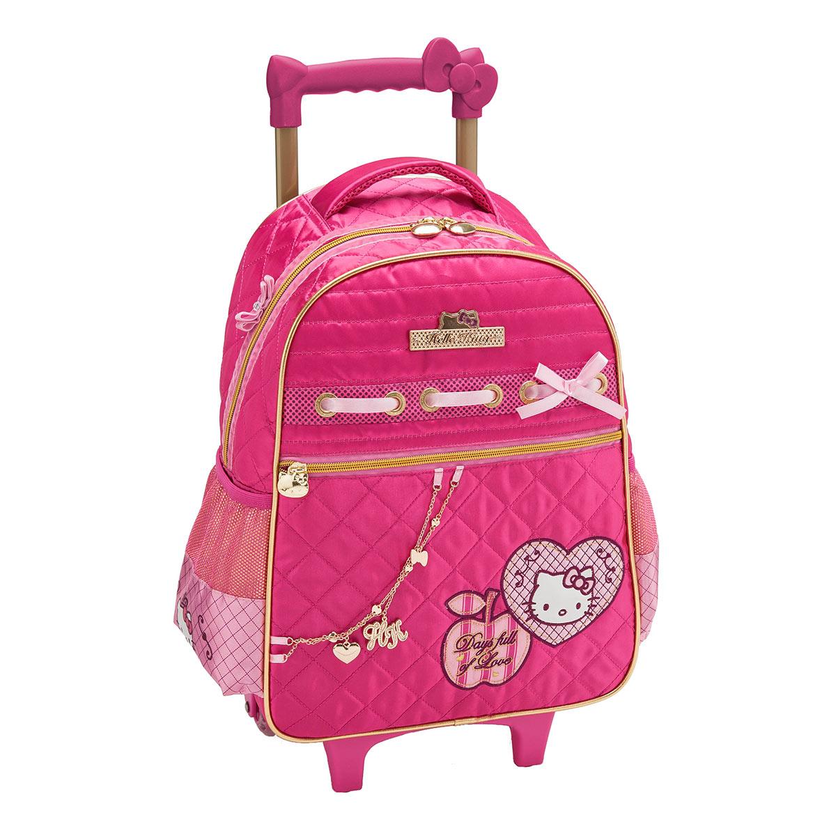 Mochilete Grande Hello Kitty Precious 924K01