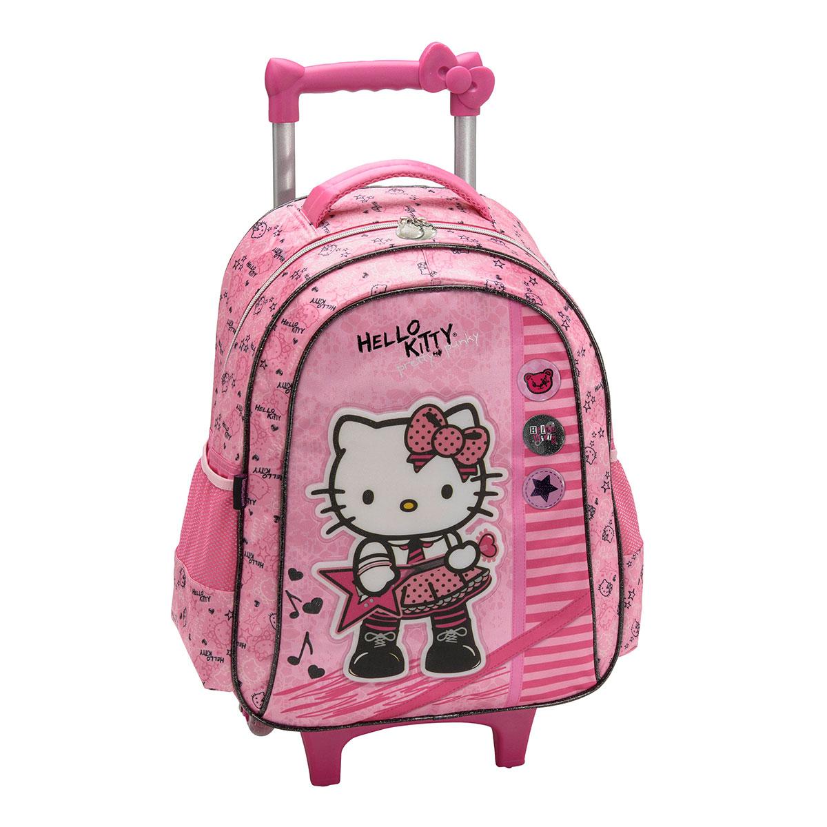 Mochilete Hello Kitty Pretty Rock 924M01