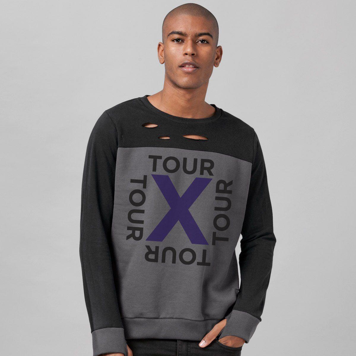 Moletinho Bicolor Luan Santana LS Tour X