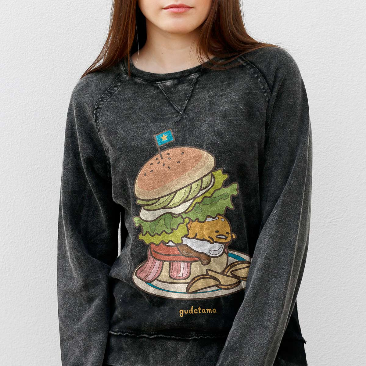 Moletinho Marmorizado Gudetama Sandwich