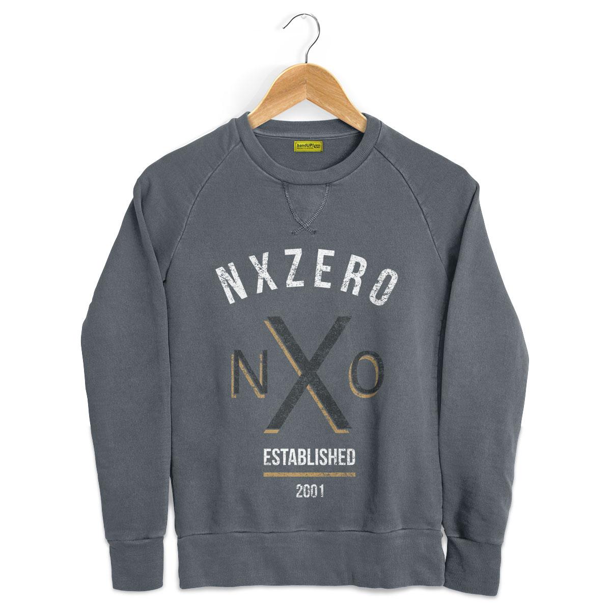 Moletinho NXZero Logo Gold