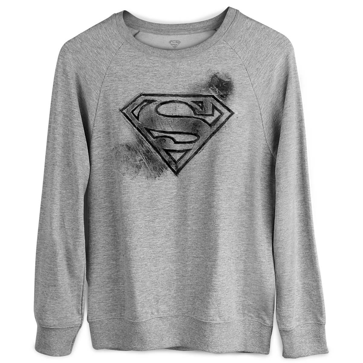 Moletinho Superman Logo Tracing