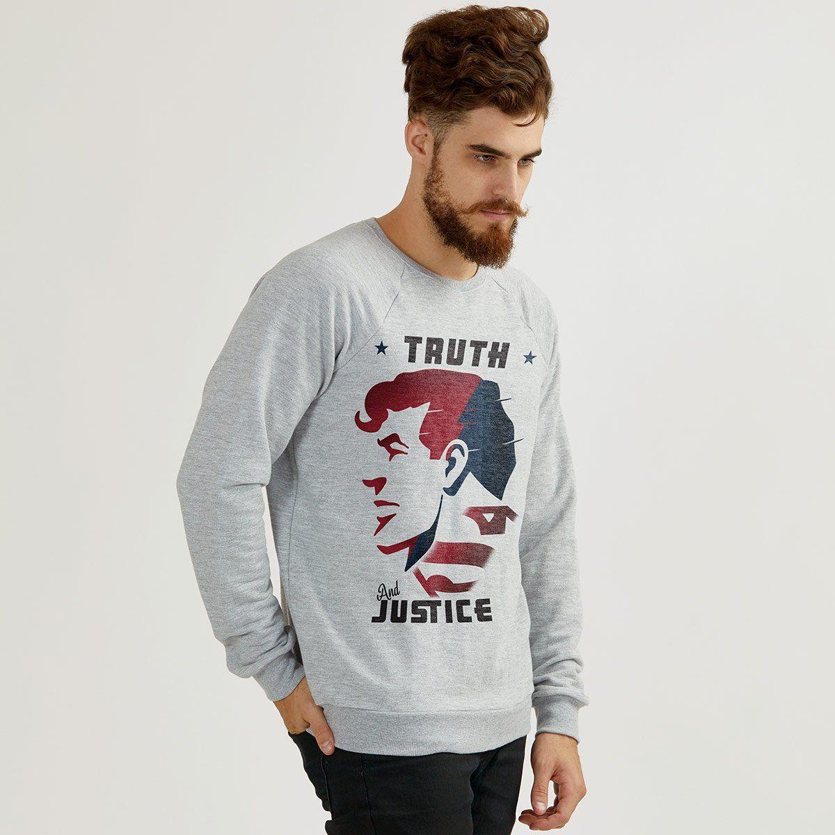 Moletinho Superman Truth and Justice