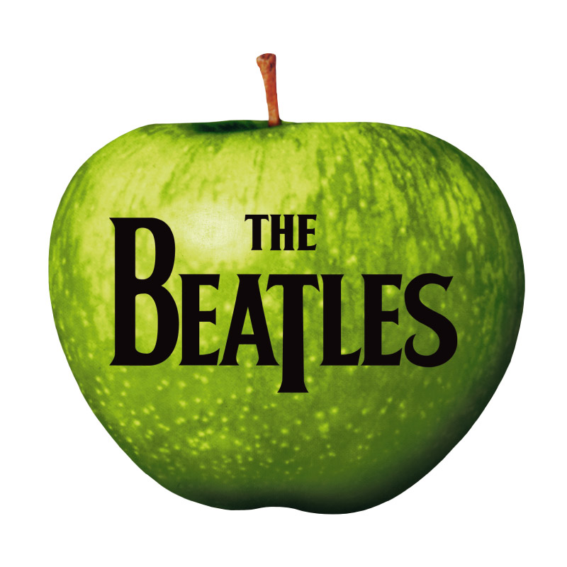 Moletom Branco The Beatles Apple 2